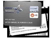 Cartão Petrobranca